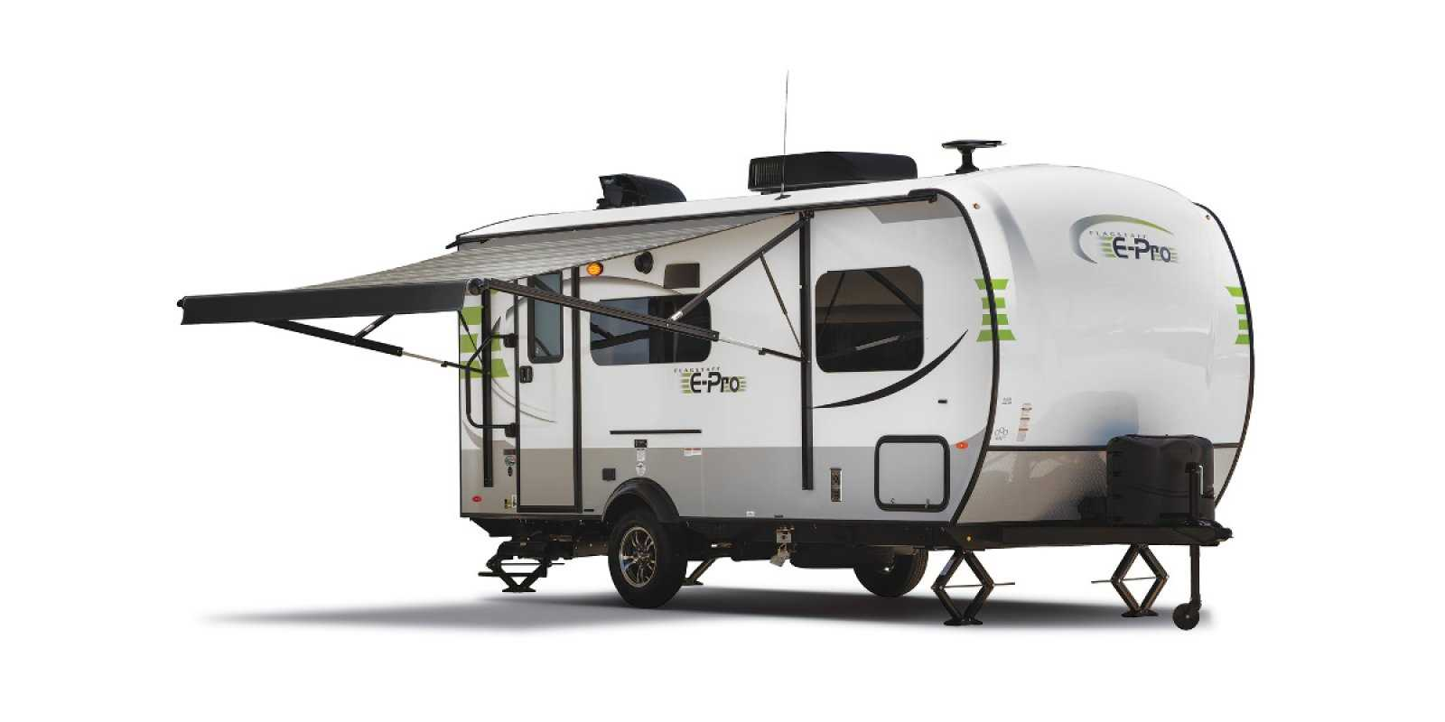 Flagstaff E-Pro    Th Best Selling Mini Trailers You Can Buy!