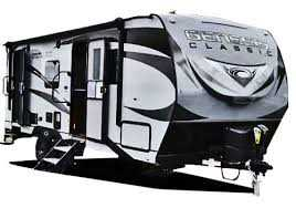 Genesis Supreme Classic Travel Trailers 100 Gallons Fresh water, Solar, Inverter