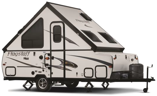 Flagstaff A Frame Travel Trailers