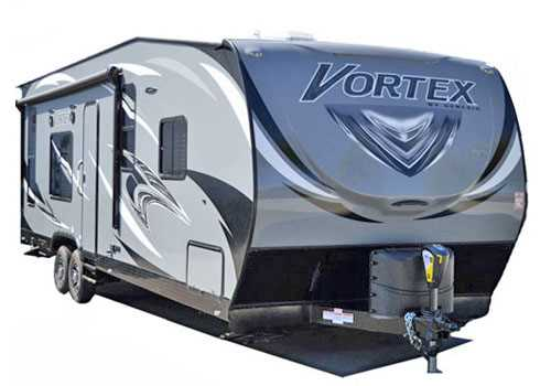 Vortex Classic Travel Trailers