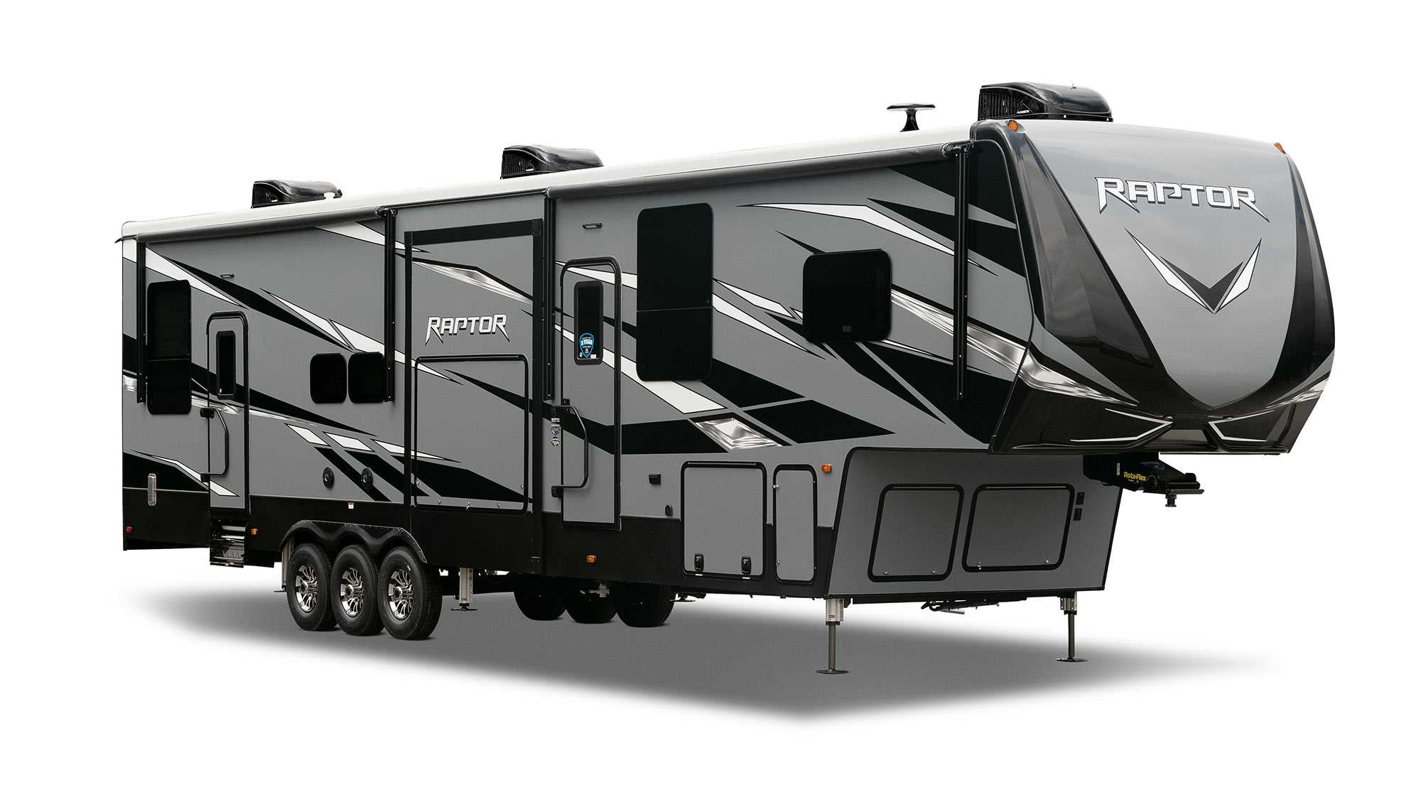 Raptor Luxury Garage Model Toy Haulers